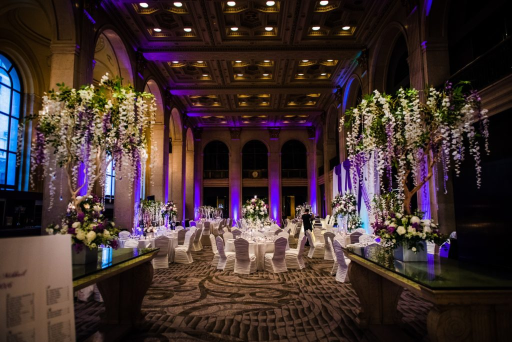 One King West Wedding Planner 6